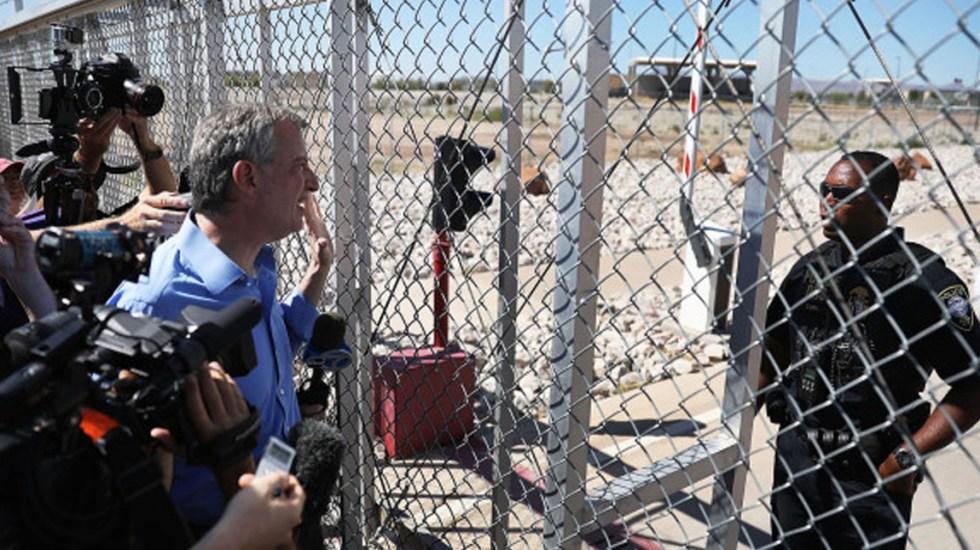 Alcalde de NY niega acusaciones de cruzar la frontera en Texas - Foto de internet