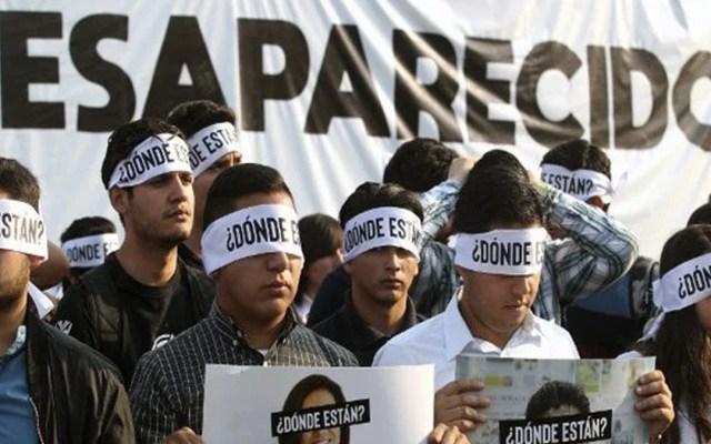 Finaliza sexenio con más de 37 mil desaparecidos - Foto de Internet