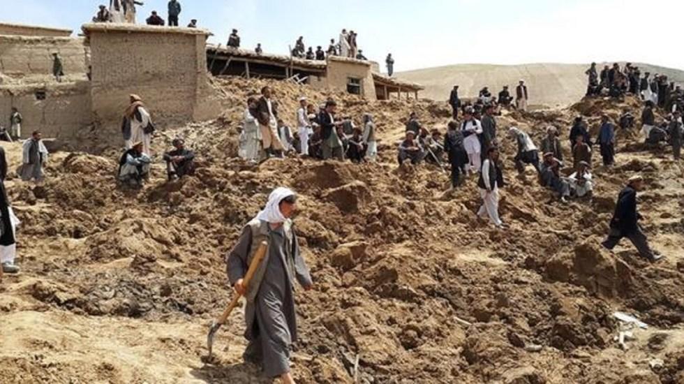 Deslave en montaña mata a seis personas en Afganistán - Foto de Archivo / World Food Programme