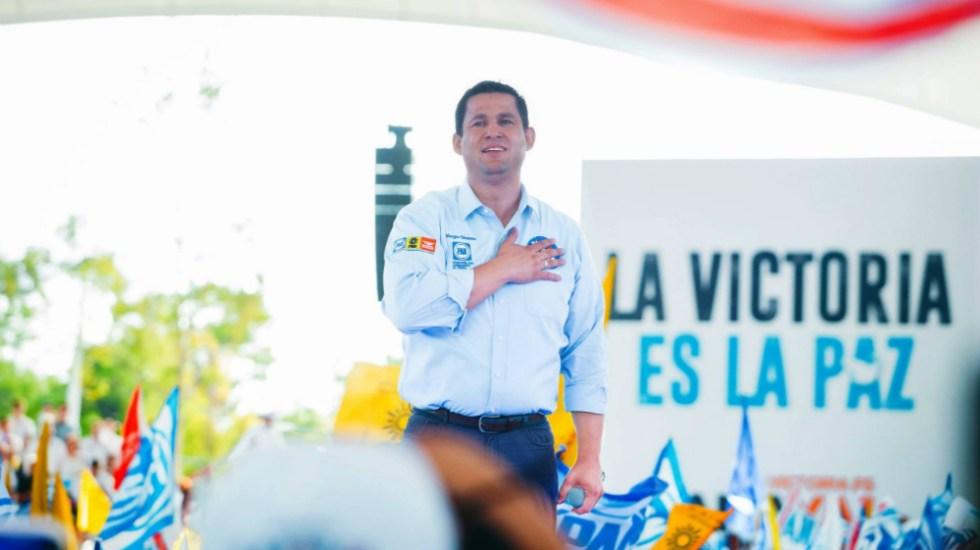 """""""Los guanajuatenses han decidido; es un gran compromiso"""": Diego Sinhué - Foto de Diego Sinhué"""
