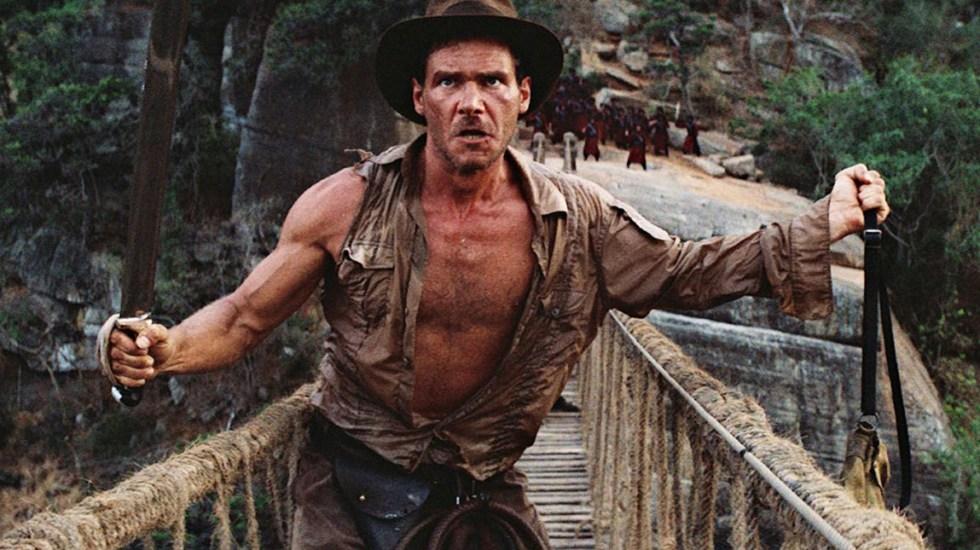 Anuncian fechas de estreno para Maléfica e Indiana Jones