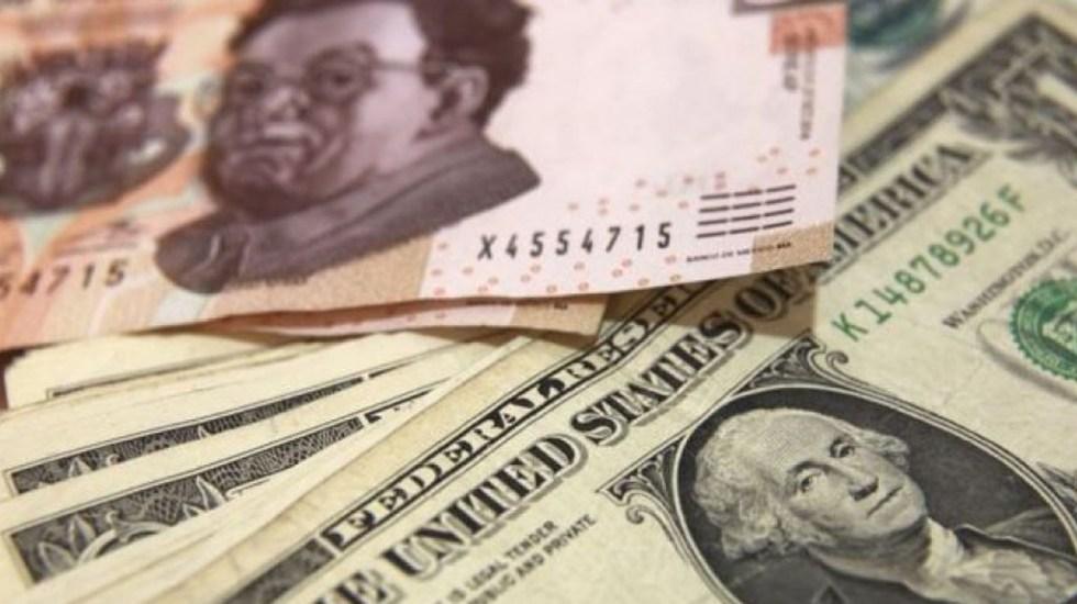 Dólar cierra cotización en 19.31 - Dólar
