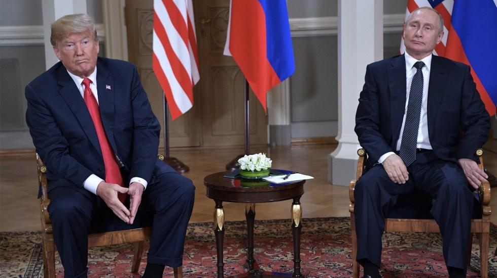 Foto de AFP/Aleksey Nikolskyi/Sputnik