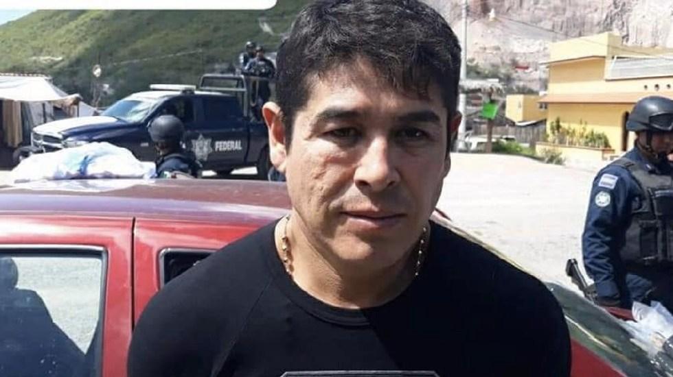 Detienen a excandidato del Panal en Guerrero por posesión de armas - Foto de @LaRojaGuerrero