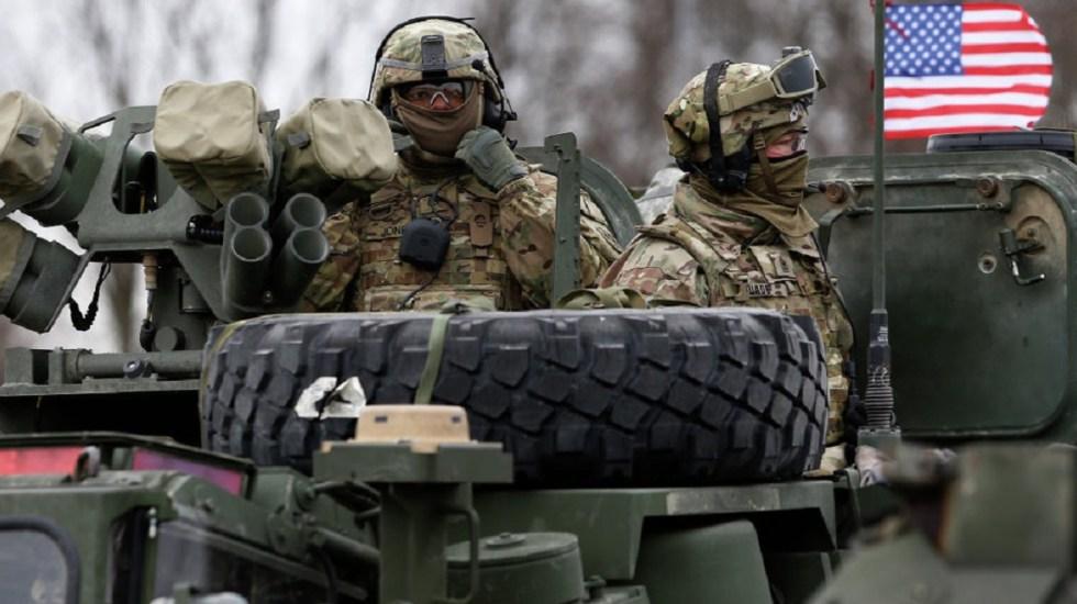 Estados Unidos mantendrá sus tropas en Alemania - Foto de internet
