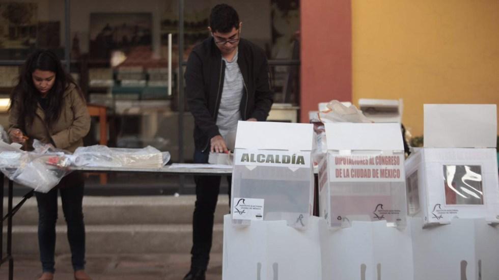 Balance positivo en jornada electoral - Foto de El País