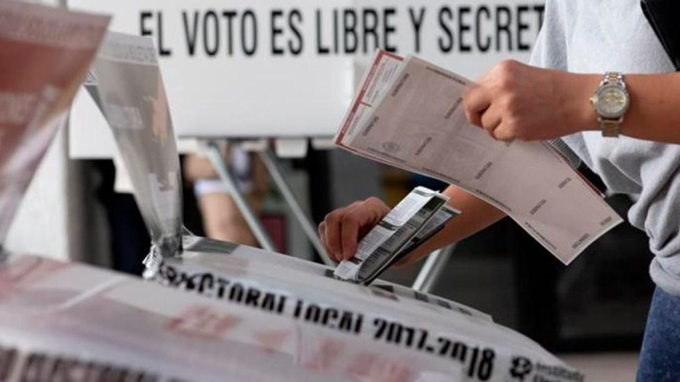 Morena impulsará reforma electoral tras elecciones del 6 de junio - Elecciones en México. Foto de Archivo