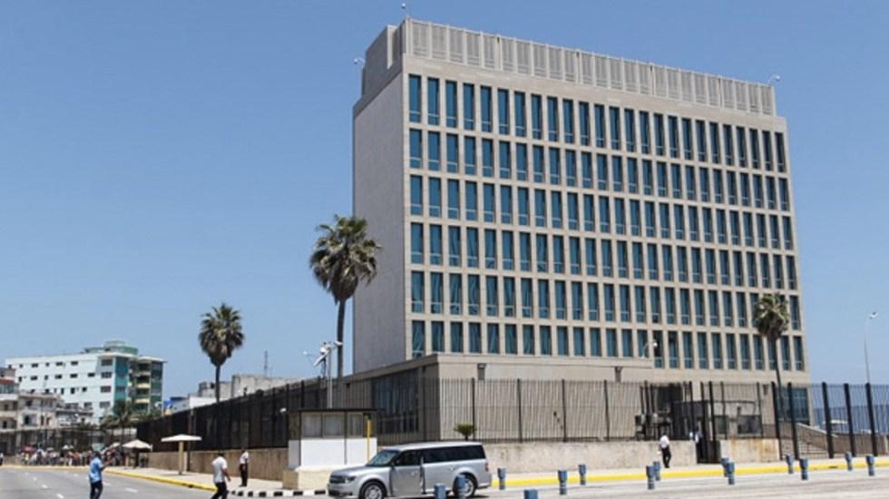 """Embajada de EE.UU. en Cuba restringirá visados hasta que sea """"segura"""" - Foto de internet"""