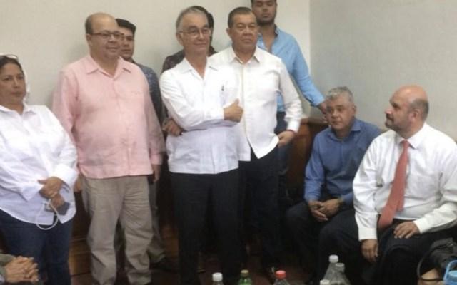 Empresarios veracruzanos exigen pagos atrasados a Yunes - Foto de Quadratín