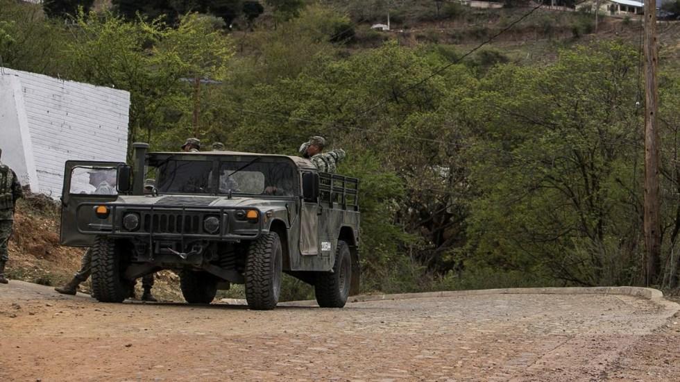 Enfrentamiento deja un militar y dos delincuentes heridos en Sinaloa - Foto de El Siglo de Torreón