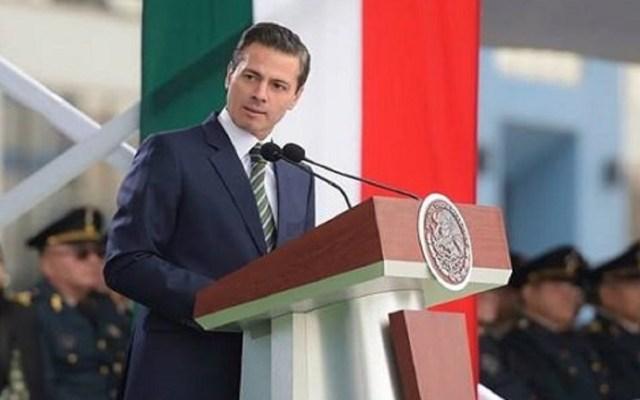 EPN se reunió con la Asociación de Bancos de México - Enrique Peña Nieto. Foto de Twitter