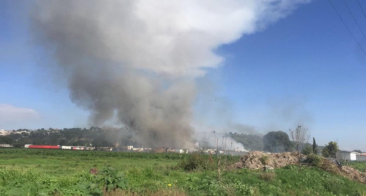 Explosión en Tultepec deja al menos 17 muertos — México
