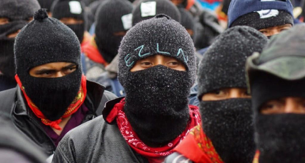"""EZLN desprecia gobierno de AMLO al asegurar que """"desilusionará"""" - EZLN"""