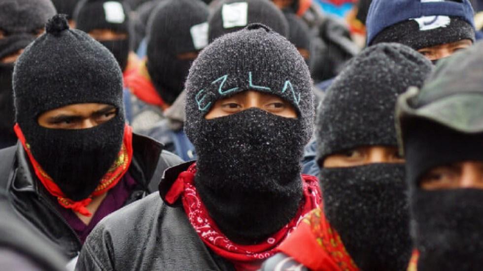 EZLN advirtió que defenderá el sureste de megaproyectos de López Obrador - EZLN