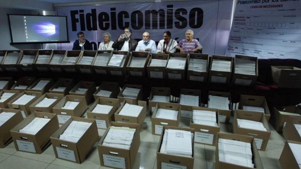 Integrantes de fideicomiso se deslindan de Morena - Foto de Quadratín