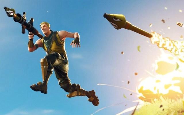 Padre saca a su hijo de la escuela para hacerlo profesional en 'Fortnite' - Foto de Epic Games