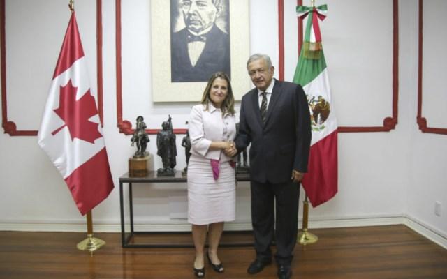 Hemos recibido un trato muy gentil de Trudeau: AMLO - Foto de LopezObrador.org.mx