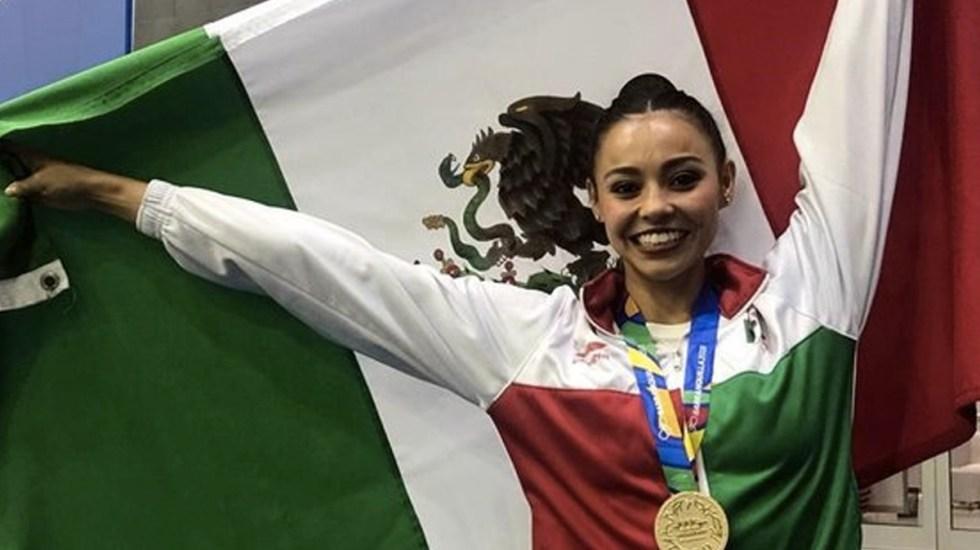 México gana oro, plata y cede el bronce en gimnasia en los Centroamericanos - Foto de Internet