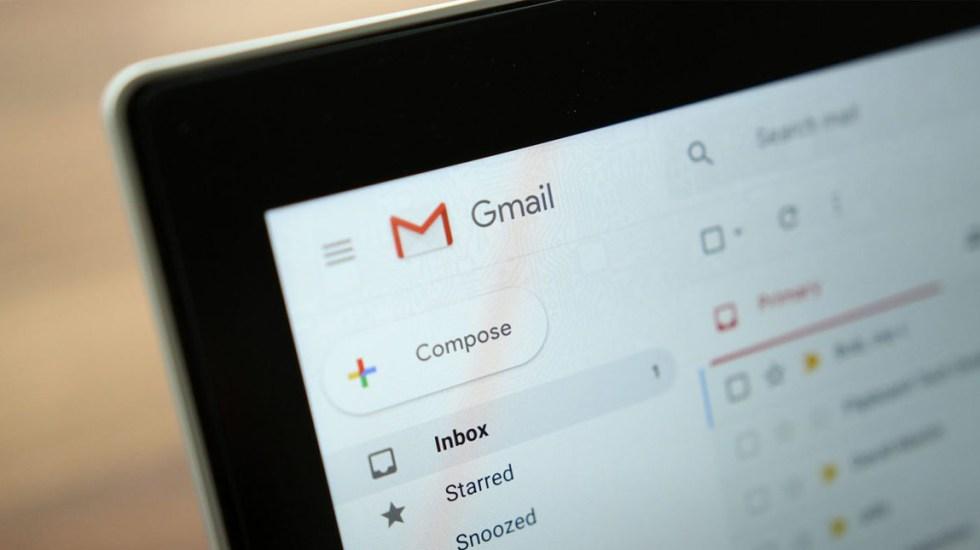 Compañías pueden leer correos solo si se da autorización: Gmail