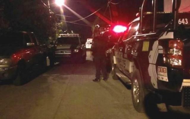 Hieren de bala a menor de edad y tres hombres en Cuernavaca - Foto Especial