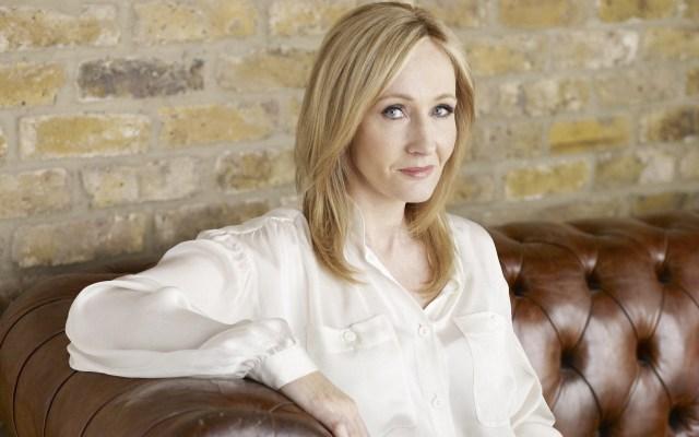 JK Rowling se burla de Donald Trump - Foto de internet