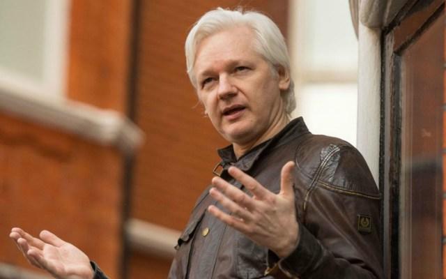 Assange podría ser condenado a muerte en Estados Unidos: WikiLeaks - Julian Assange condenado a muerte