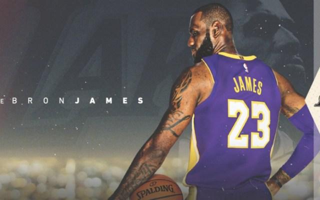 Foto de @Lakers