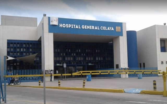 Grupo armado secuestra a hombre en hospital de Celaya - Foto de Internet