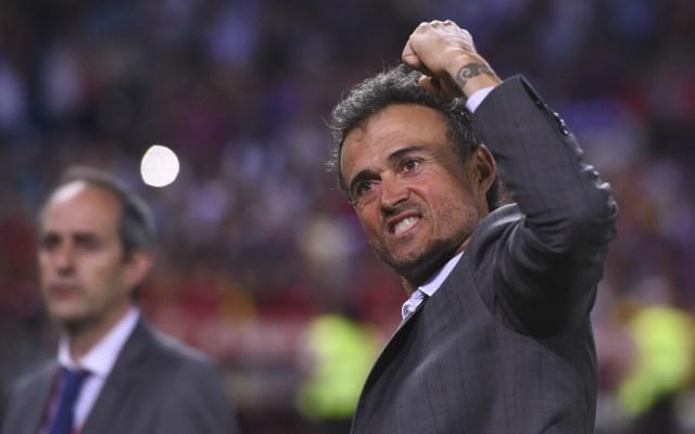 Estoy motivado por dirigir a España: Luis Enrique - Foto de AFP