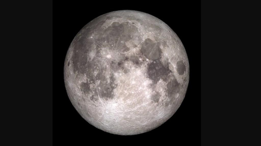 China prepara lanzamiento de sonda a la Luna para recolectar muestras - Una imagen de la Luna. Foto de NASA