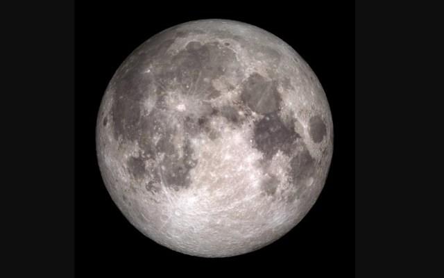 NASA ofrece hasta 180 mil dólares a quien solucione problema - Una imagen de la Luna. Foto de NASA