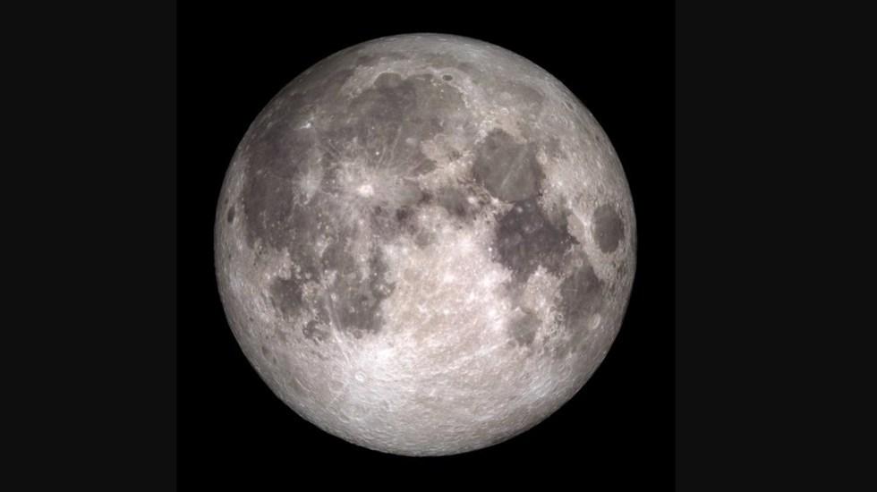 Sonda espacial de China a punto de aterrizar a la cara oculta de la Luna - Una imagen de la Luna. Foto de NASA