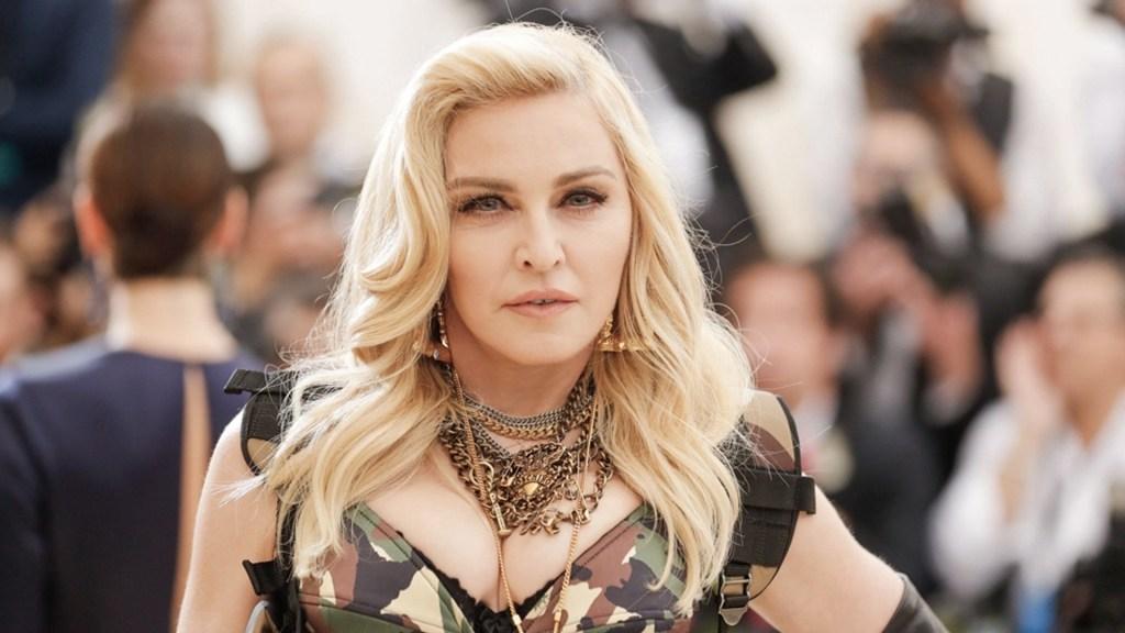 Modelo reveló que Madonna la acosó - El nuevo disco de Madonna no saldrá al mercado hasta 2019