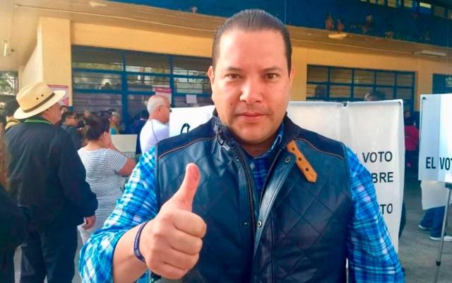 Comisionado de la PF pide a AMLO mantener Mando Único - Foto de @ManelichCC