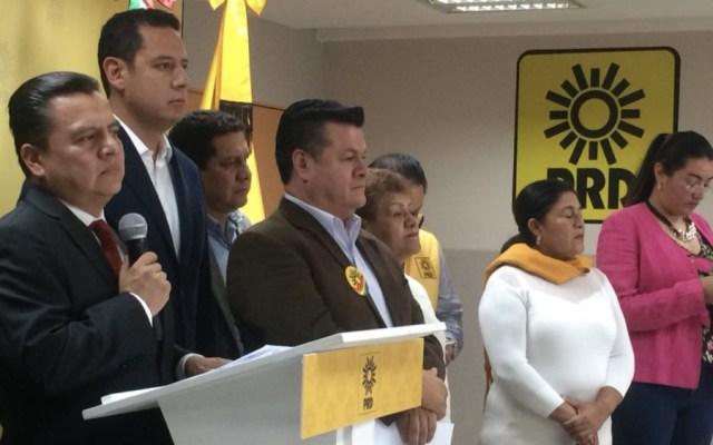 PRD podría cambiar de nombre y siglas - Foto de @SNIgualdadPRD