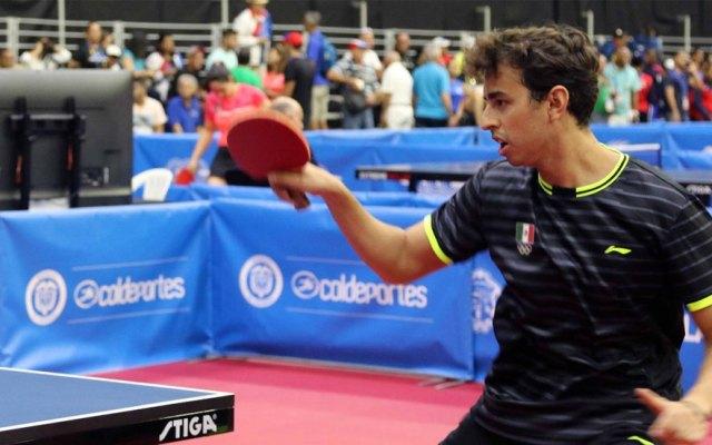 México va por el oro en tenis de mesa - Foto de Conade