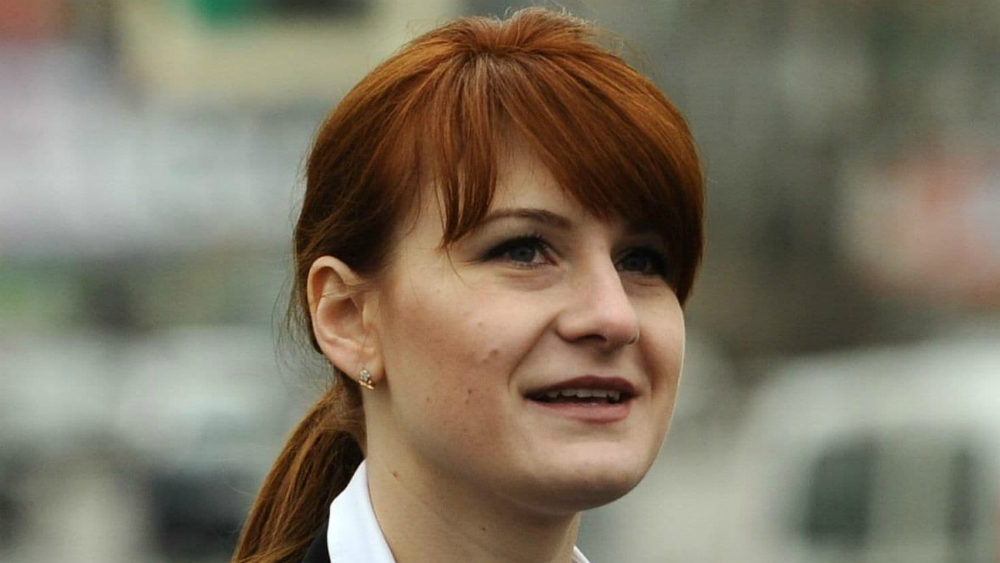 Arrestan a mujer que actuó como agente rusa en los Estados Unidos - Foto de ZUMAPRESS.com