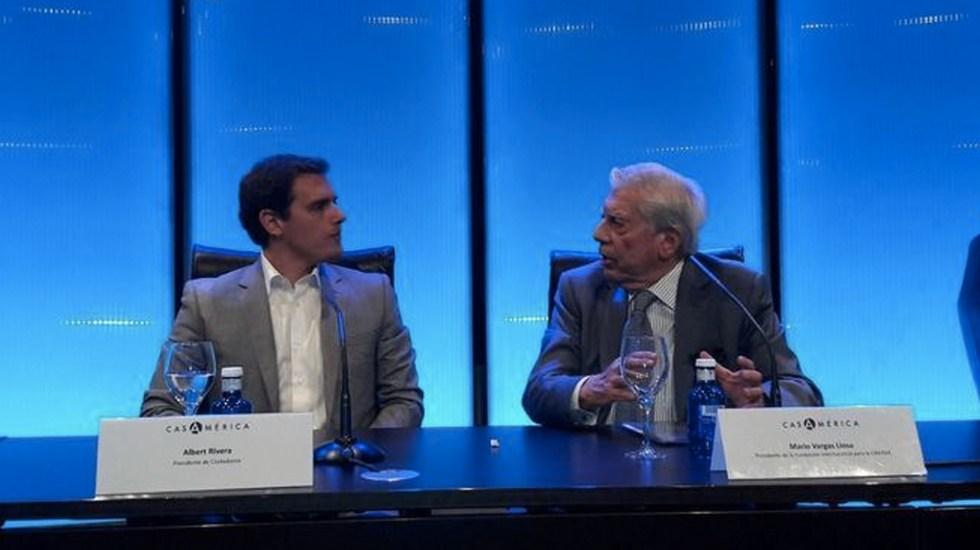 Hay expectativa por política de López Obrador: Vargas Llosa - Foto de Al Navío