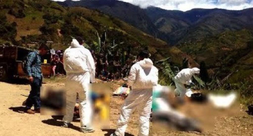 Ejército de Liberación Nacional se deslinda de masacre en Colombia - Foto de internet