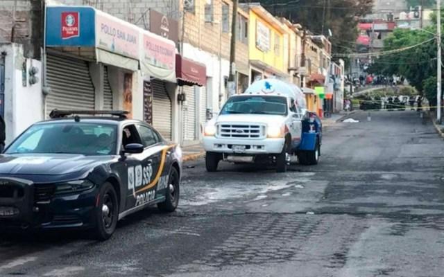 Matan a repartidor de gas en la GAM - Foto de Excélsior