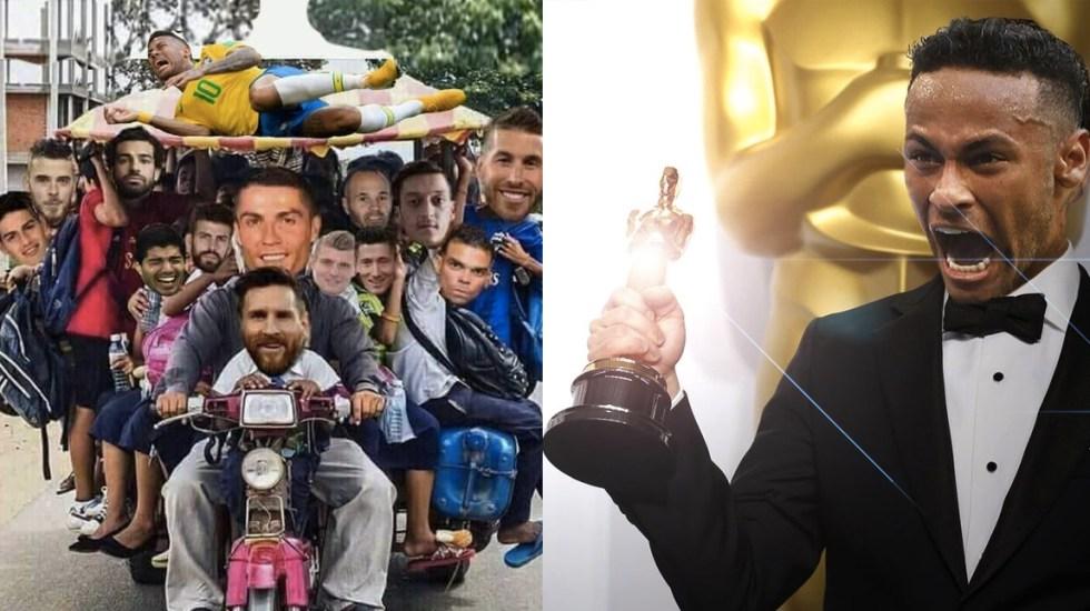 Los memes de la eliminación de Brasil del Mundial - Foto de Internet