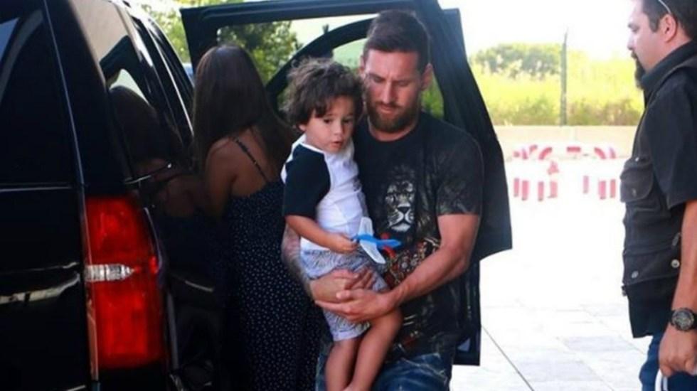 Reaparece Messi tras fracaso en el Mundial 2018 - Foto de Mundo Deportivo