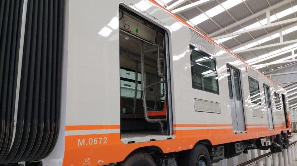 Iniciarán pruebas para nuevos trenes de la Línea 1 del Metro - Foto de Twitter Metro