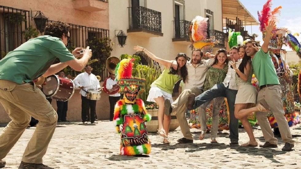 México mantiene récord en llegadas de turistas extranjeros - Foto de internet