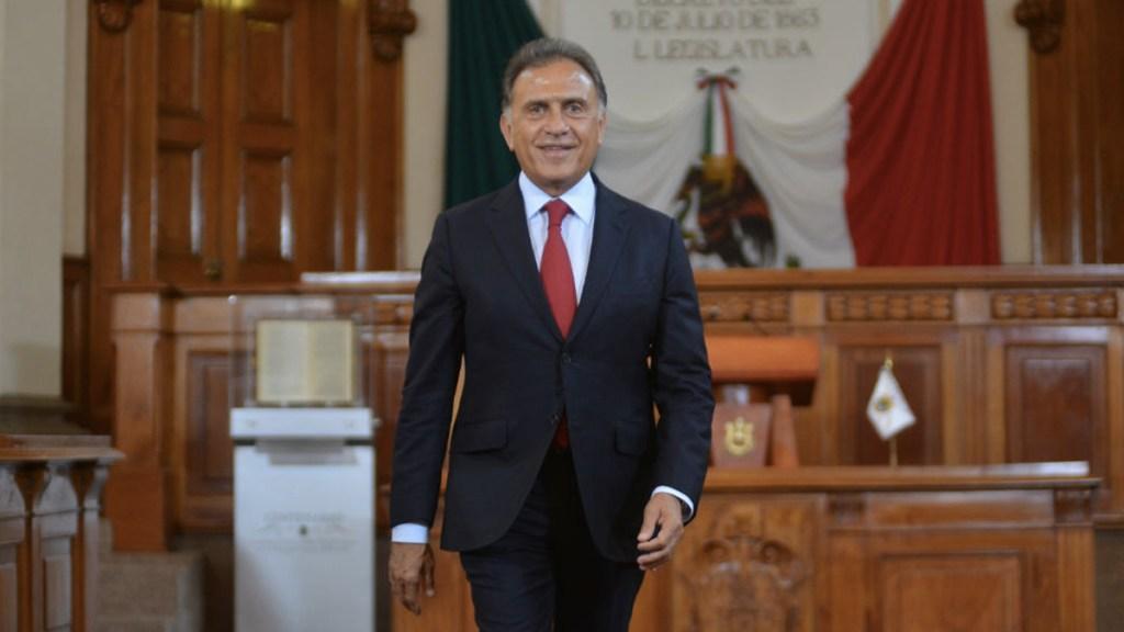 Miguel Ángel Yunes invita a reunirse a Cuitláhuac Garcia - Los pagos habrían sido realizados desde cuentas de funcionarios oficiales y no de otra dependencia. Foto de Internet