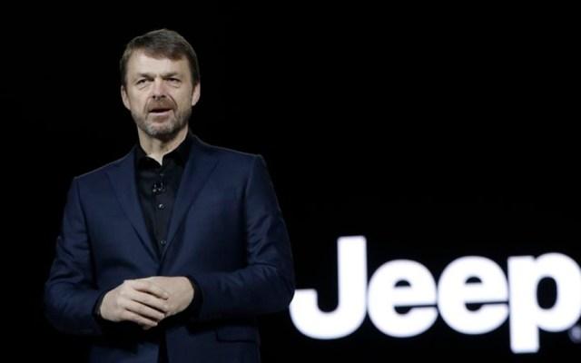 Presidente director de Jeep reemplaza a jefe de Fiat - Foto de AP