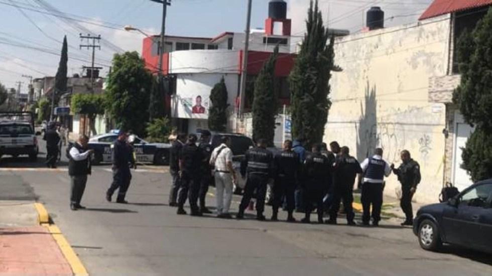 Multihomicidio en Neza estaría ligado al grupo criminal Anti Unión - Foto de Twitter