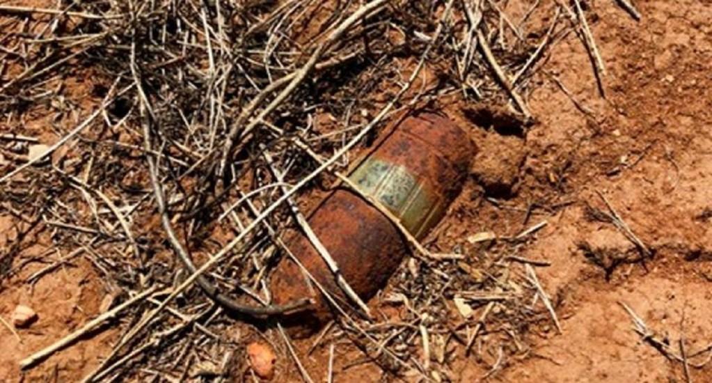 Hallan explosivo de la II Guerra Mundial en Estados Unidos - Foto de Notimex