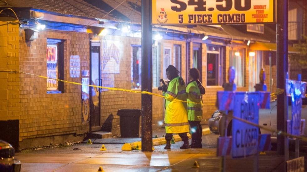 Tiroteo en Nueva Orleans deja tres muertos y siete heridos - Foto de The Times-Picayune