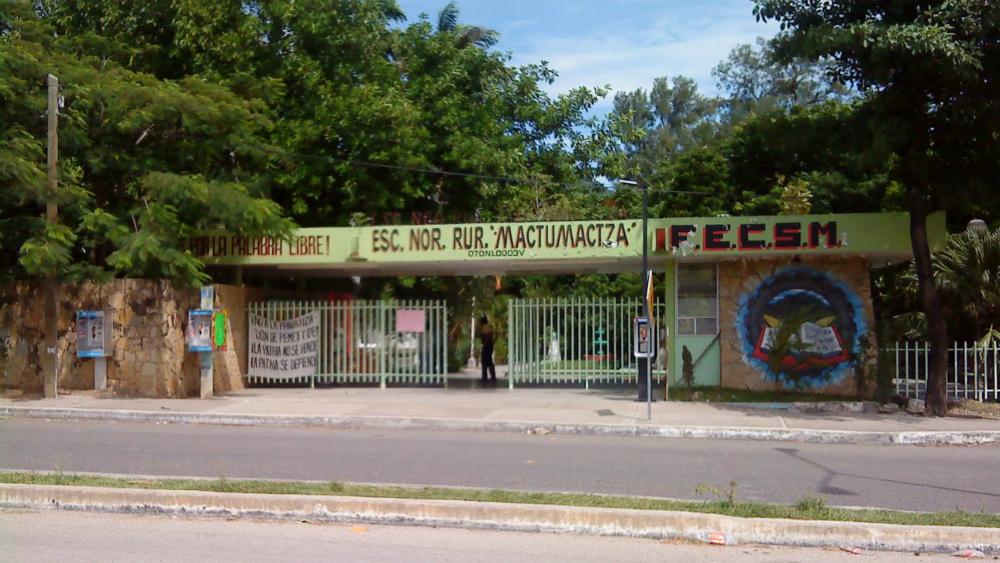 Capturan a director de Normal en Chiapas tras 'novatada' que dejó un muerto - Foto de Internet